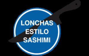 Lonchas sashimi
