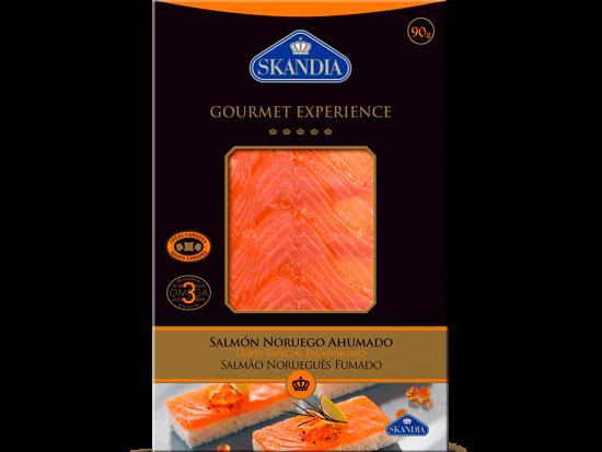 lonchas de salmon ahumado receta escandinava