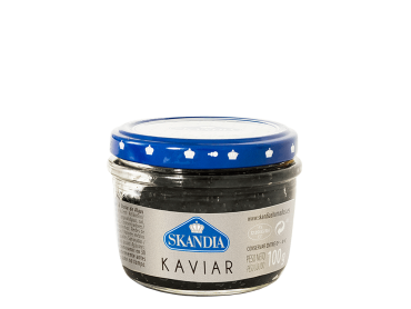 kaviar negro skandia