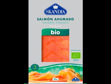 salmon ahumado bio