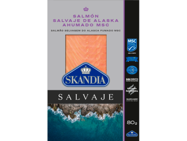 salmon salvaje de alaska ahumado msc