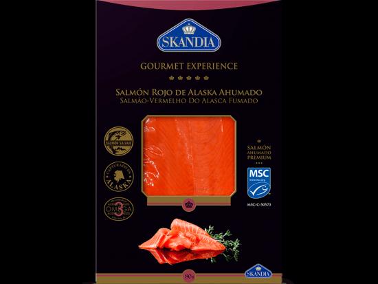 salmon rojo de alaska ahumado msc