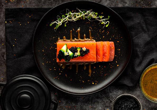 recetas con lomo de salmon ahumado